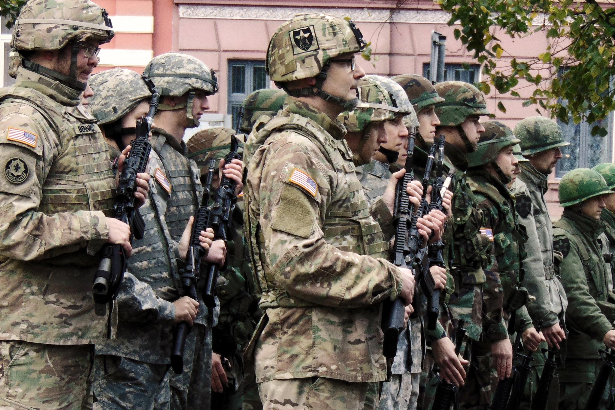 Vojáci 2IDAS na unikátní přehlídce, kterou náš klub zorganizoval u příležitosti stého výročí založení druhé pěší divize